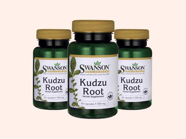 Kudzu Root - hỗ trợ cai rượu hiệu quả