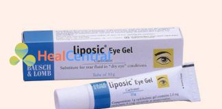 Liposic Eye Gel