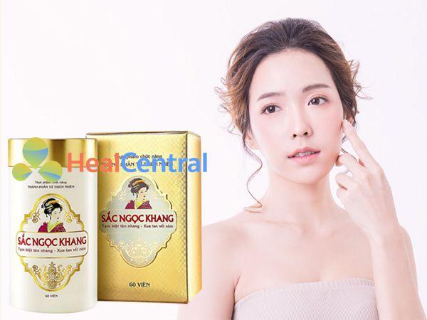 Sắc Ngọc Khang sản xuất bởi Công ty Hoa Thiên Phú