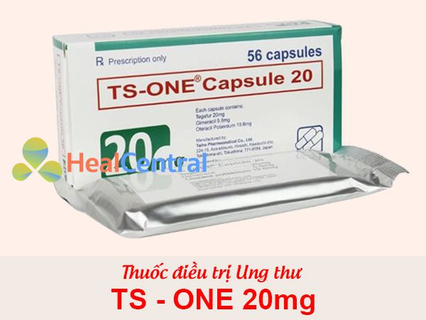 TS - One 20mg
