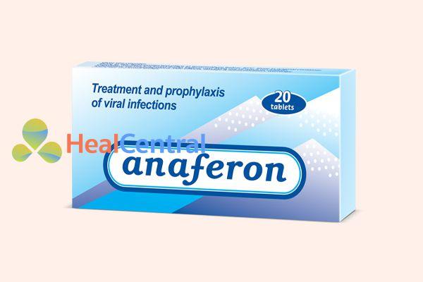 Anaferon cho người lớn