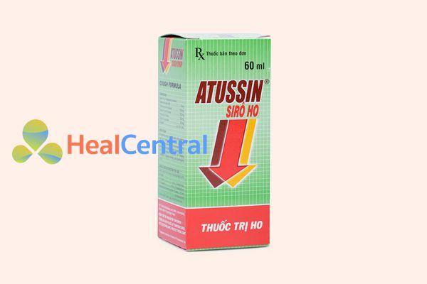Thuốc Atussin hộp 60ml