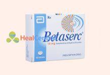 Thuốc Betaserc 16mg
