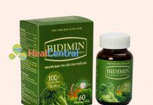 Bidimin dành cho bệnh nhân u xơ tiền liệt tuyến