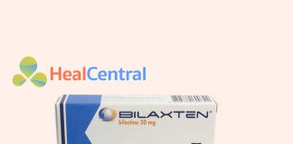 Hình ảnh thuốc Bilaxten