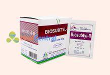 Men vi sinh Biosubtyl-II