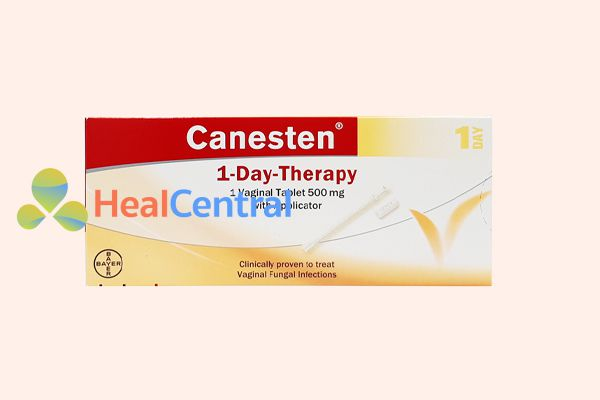 Thuốc Canesten 1-Day-Therapy