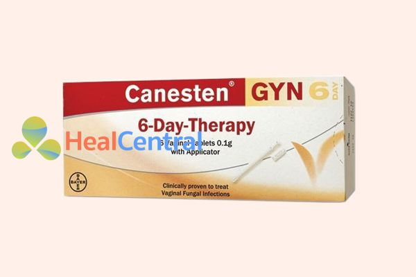 Thuốc Canesten 6-Day-Therapy