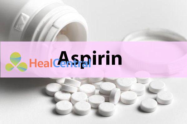 Tương tác của Cataflam với Aspirin