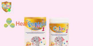 Hình ảnh: Sữa non Colos Platinum