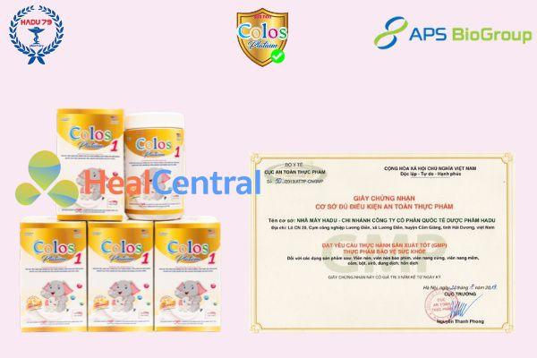 Rất nhiều sản phẩm sữa non Việt Nam cũng nhập khẩu nguyên liệu của tập đoàn này như: Mama sữa non, sữa non Colomi….