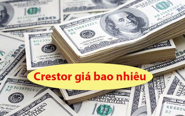 Thuốc Crestor giá bao nhiêu?