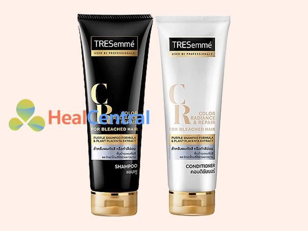 Bộ sản phẩm Color Radiance & Repair for Bleached