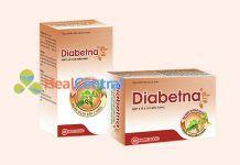 Thực phẩm hỗ trợ ổn định đường huyết trong máu- Diabetna