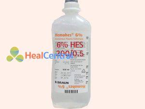Các dung dịch HES là các chất keo bán tổng hợp được sử dụng phổ biến nhất