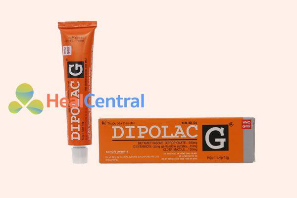Thuốc Dipolac G