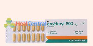 Thuốc Ercéfuryl 280mg