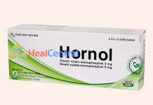 Hình ảnh thuốc Hornol