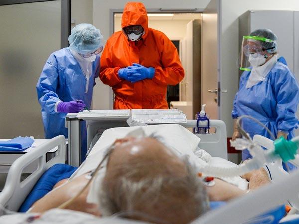 Hướng dẫn đồng thuận để quản lý đường thở ở bệnh nhân COVID-19