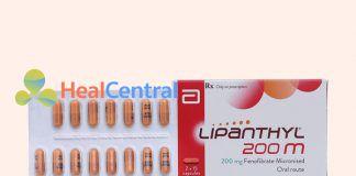 Thuốc Lipanthyl