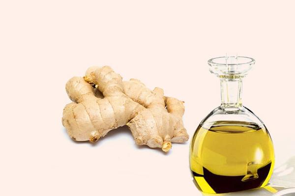 Tinh dầu gừng là thành phần có trong sản phẩm Mộc Cốt Linh