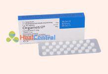 Thuốc Orgametril