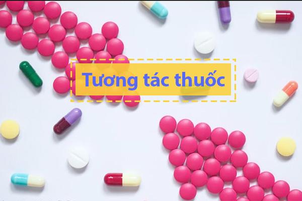 Các tương tác của thuốc Orgametril với các thuốc khác