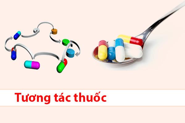 Tương tác của Otrivin với các thuốc khác