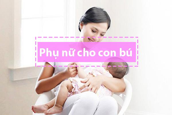 Sử dụng Thuốc Panthenol đối với phụ nữ đang cho con bú có sao không?