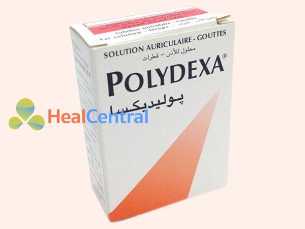 Polydexa giúp điều trị nhiễm khuẩn hiệu quả