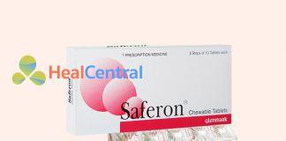 Thuốc Saferon 100mg