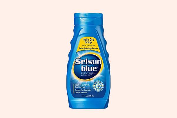 Selsun - Dầu gội trị gàu dùng hàng ngày