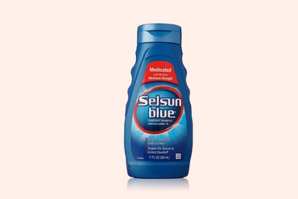 Selsun Blue thông thường (Dưỡng ẩm trị gàu với lô hội)