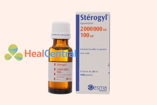 Thuốc Stérogyl