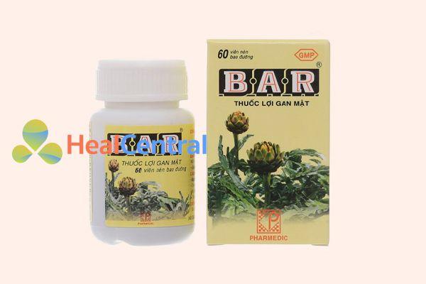 Thuốc Bar