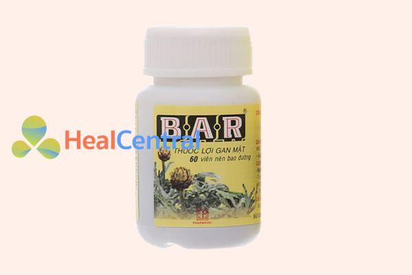 Thuốc Bar là thuốc chứa các thành phần từ dược liệu có nguồn gốc hoàn toàn tự nhiên cho nên thuốc tương đối an toàn với người sử dụng
