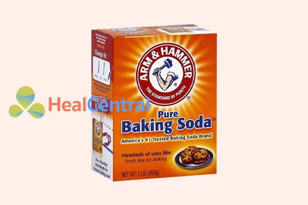 Dùng Baking Soda giúp giảm đi các triệu chứng của trào ngược dạ dày thực quản gây ra.