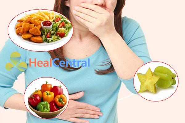 Thói quen sinh hoạt hay ăn uống không hợp lý là nguyên nhân quan trọng gây trào ngược dạ dày thực quản