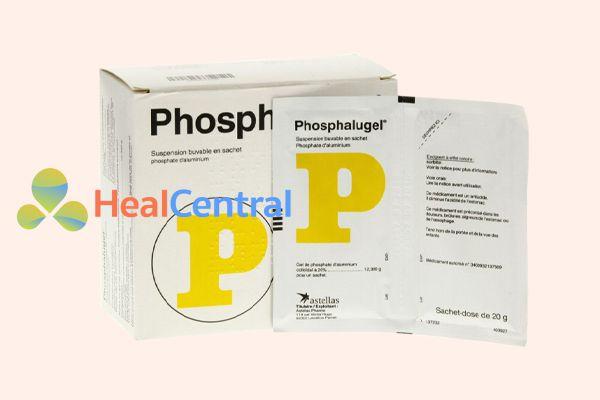 Thuốc chữa trào ngược dạ dày chữ P