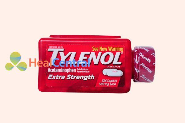 Tylenol Extra Strength 500mg
