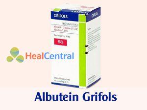 Thuốc Albutein 25%