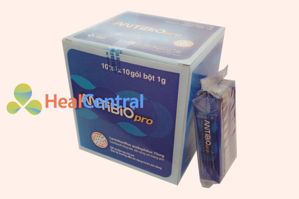 Antibio Pro xuất xứ từ Hàn Quốc