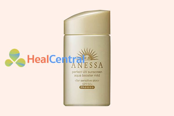 Kem Chống Nắng Anessa Perfect UV Sunscreen Aqua Booster Mild
