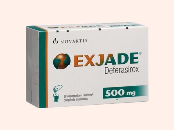Thuốc Exjade 500mg