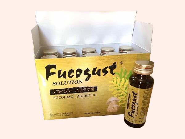 Fucogust xuất xứ từ Nhật Bản