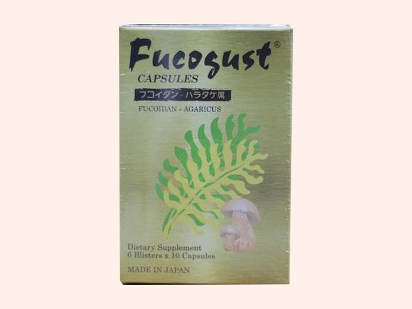 Fucogust dạng viên nang
