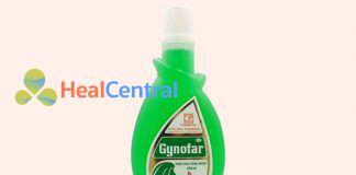 Dung dịch vệ sinh Gynofar
