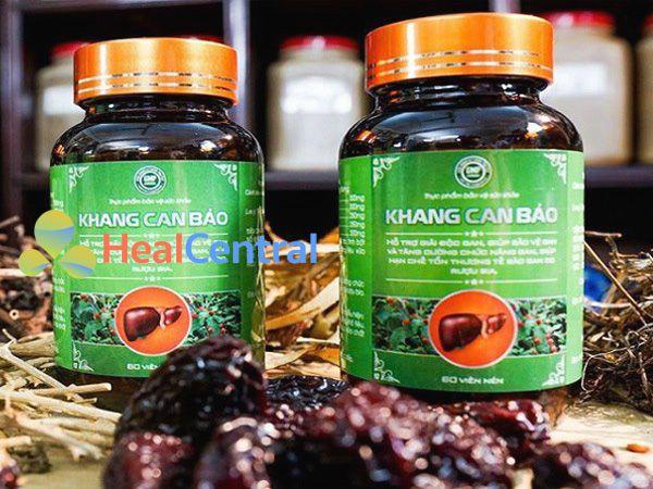Khang Can Bảo có nguồn gốc thảo dược