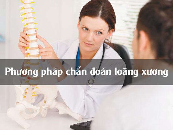 Chẩn đoán loãng xương