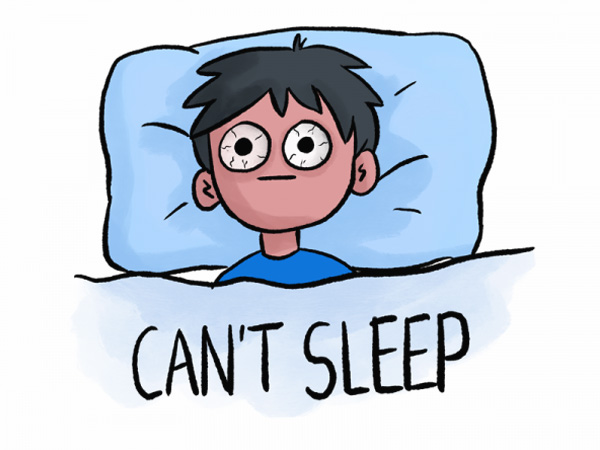 Mất ngủ gây ảnh hưởng đến sức khỏe